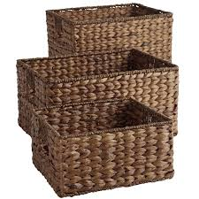 ikea baskets staggering storage baskets for shelves ikea wicker nz target south