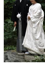 your japanese wedding dress planning the ceremony and choosing