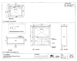 Draw Kitchen Cabinets by Cabinet Section Detail Drawings Kitchen Cabinet Section Drawing Jpg