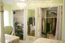 Bi Fold Doors For Closets Diy Project Parade Closet Doors How To Turn Bifold Doors Into