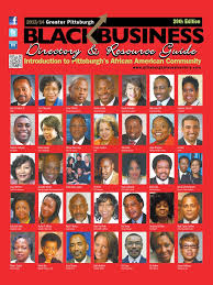 2015 pittsburgh black business directory pittsburgh certified