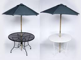 Patio Sets With Umbrellas Patio Table Umbrella Ring Replacement The Fantastic Free Patio