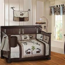Room Decor For Boys Tips U0026 Ideas Sock Monkey Crib Bedding For Soft Your Baby Cribs