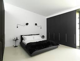 designs ideas ultra modern bedroom with black cabinet and modern