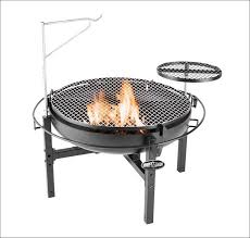 cowboy fire pit firepits decoration rvg cowboy grill and fire pit cowboy grill