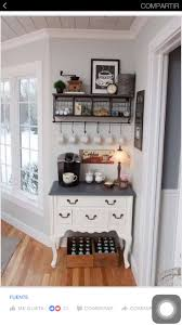 Diy Home Bar by 1172 Best Coffee Tea Beverage Stations Images On Pinterest Home