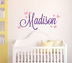 elephant bubbles name wall decal lovely decals world