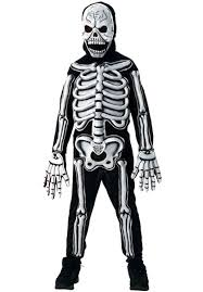 skeleton costume for kids escapade uk