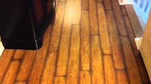 Laminate Floor End Cap Laminate Floors Looking Like Hardwood Flooring Youtube