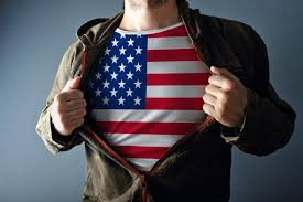 How Many Stripes Are On The Us Flag Worn On The Fourth Of July Not The Stars And Stripes