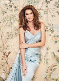 cindy crawford on aging u0027i just want to look great for 50 u0027