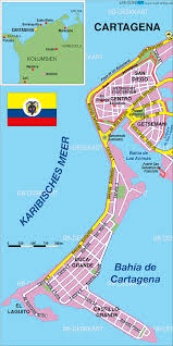 Map Of Columbia Colombia Map Tourist Attractions Travel Map Vacations