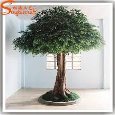 artificial decorative garden plants and trees wholesale cheap