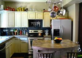 Kitchen Wall Paint Color Ideas Best Kitchen Paint Colors With Cherry Cabinets All About House