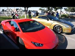 which is faster lamborghini or lamborghini vs nissan gtr which is faster supercars