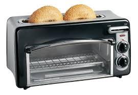 How A Toaster Oven Works Amazon Com Hamilton Beach Toastation 2 Slice Toaster And
