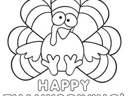 14 coloring pages for thanksgiving printable happy thanksgiving