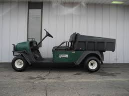 this 2007 e z go mpt 1200 gas powered utility cart boasts a 1200