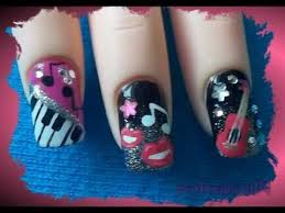 rockstar nails images