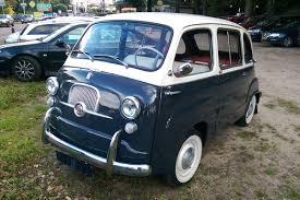 fiat multipla 600 in het wild fiat 600 multipla 1960 autonieuws autoweek nl