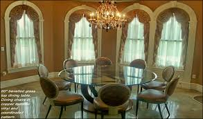 60 inch round glass dining table 60 inch round glass top dining table intended for room great ikea