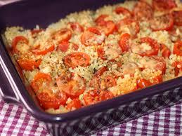 cuisiner le millet recette gratin de millet basilic et tomates rôties cuisinez