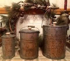 22 best primitive canister set images on pinterest canister sets