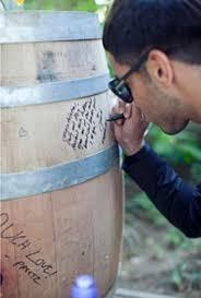 Country Wedding Ideas Country Wedding Ideas 20 Ways To Use Wine Barrels 2477587 Weddbook