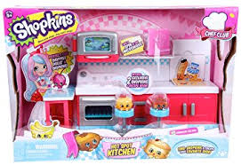 amazon black friday deals 2016 kids kitchen set amazon com shopkins chef club spot kitchen playset toys u0026 games