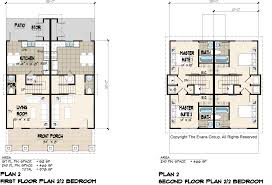 Multifamily Plans House Review Multifamily For Single Family Builders