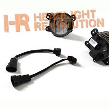 stock jeep headlights headlight revolution 9005 male to 2504 female adapter wire