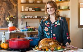 ree drummond pioneer thanksgiving ftr baked on the cape