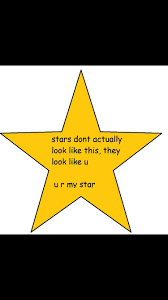 Gold Star Meme - you re my star wholesomememes