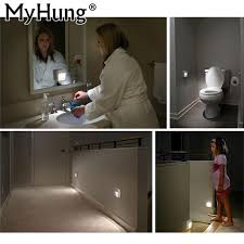 battery powered motion night light led motion sensor night lights battery powered motion sensing white