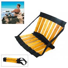 siege de plage pliante 10 gadgets indispensables ou pas pour votre été