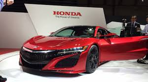 honda supercar go configure your honda nsx supercar online now indian cars bikes