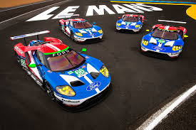Ford Racing Flag Ford Will Return To Le Mans But Can It Repeat Last Year U0027s
