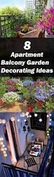 Ideas For Small Balcony Gardens by Best 25 Apartment Balcony Garden Ideas On Pinterest Apartment