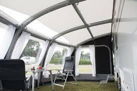 chambre pour auvent caravane abri de terrasse en toile 19 auvent gonflable kampa ace air 500