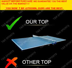 2 piece ping pong table 7ft red slate snooker pool table 12mm billiard table tennis ping
