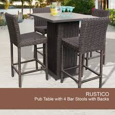 Swivel Wicker Patio Chairs by Bar Stools Outdoor Backless Wicker Bar Stools Commercial
