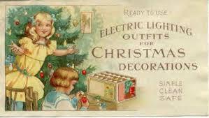 Antique Christmas Lights Antique Christmas Lights