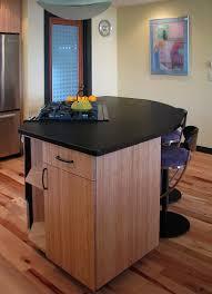 bamboo kitchen island caramelized bamboo kitchen seattle