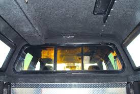 Leer Canopy Replacement Glass by Leer Model 122 Custom Truck Accessories