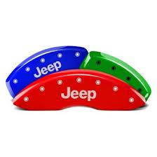 jeep grand cherokee caliper covers custom paint u0026 logos carid com