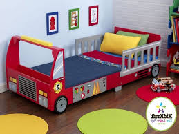 themed toddler beds fun toddler beds for boys white curta of desk blue wall paint red