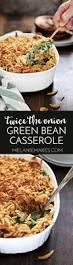vegetarian thanksgiving casserole cheddar green bean casserole recipe green cheddar and bean