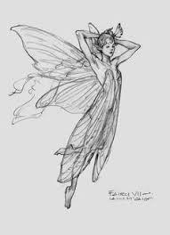 fairy drawings fairy sketch by godshorsegirl on deviantart