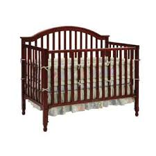 Convertible Crib Cherry Collection 3 In 1 Convertible Crib Cherry
