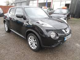 nissan cars juke used black nissan juke for sale torfaen